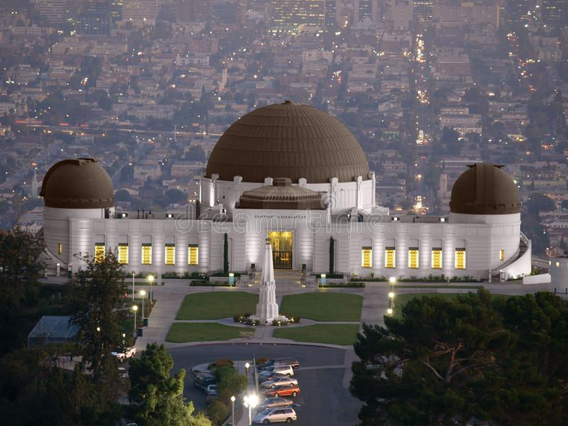 Griffith Park Observatory Famous Los Angeles City Owned Landmark Spon Observatory Fam Los Angeles Attractions Movie Locations Romantic Weekend Getaways