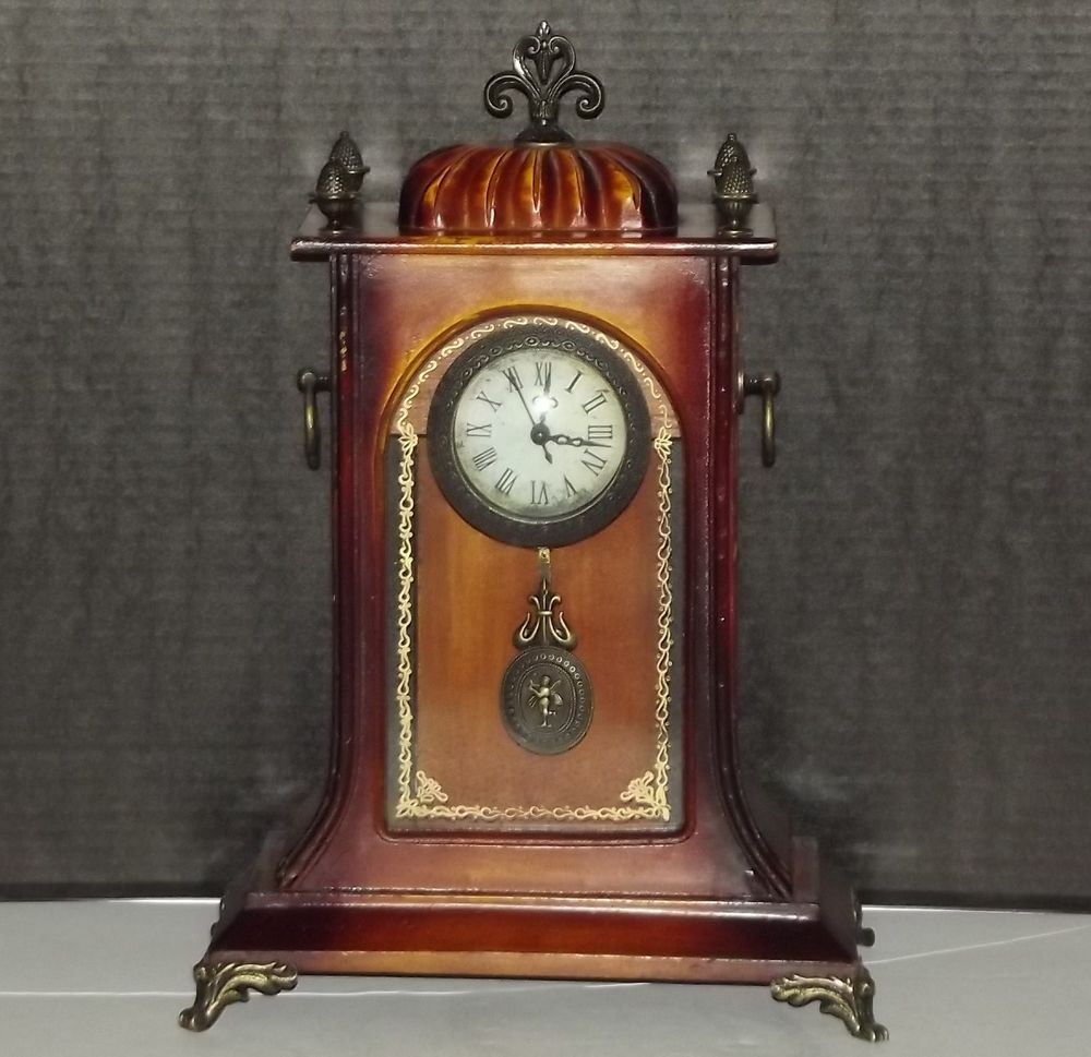 Battery Operated Mantle Clock