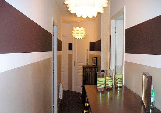 couloir long et etroit Paint walls, Salons and Interiors - plan maison sans couloir