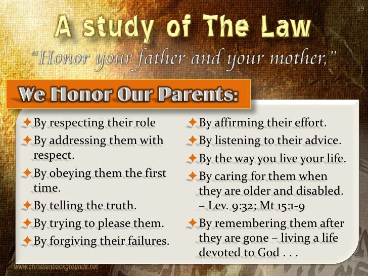 Honor-your-father-and-your-mother-the-fifth-commandment