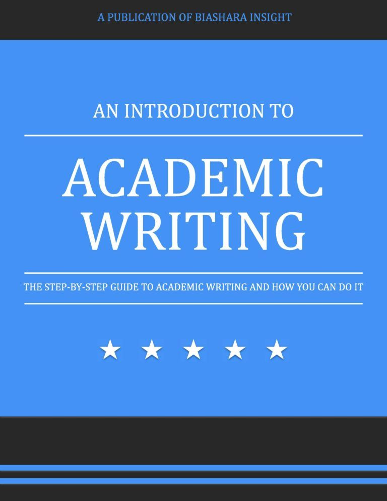 Academic Writing: How to make money online as a scholarly content writer