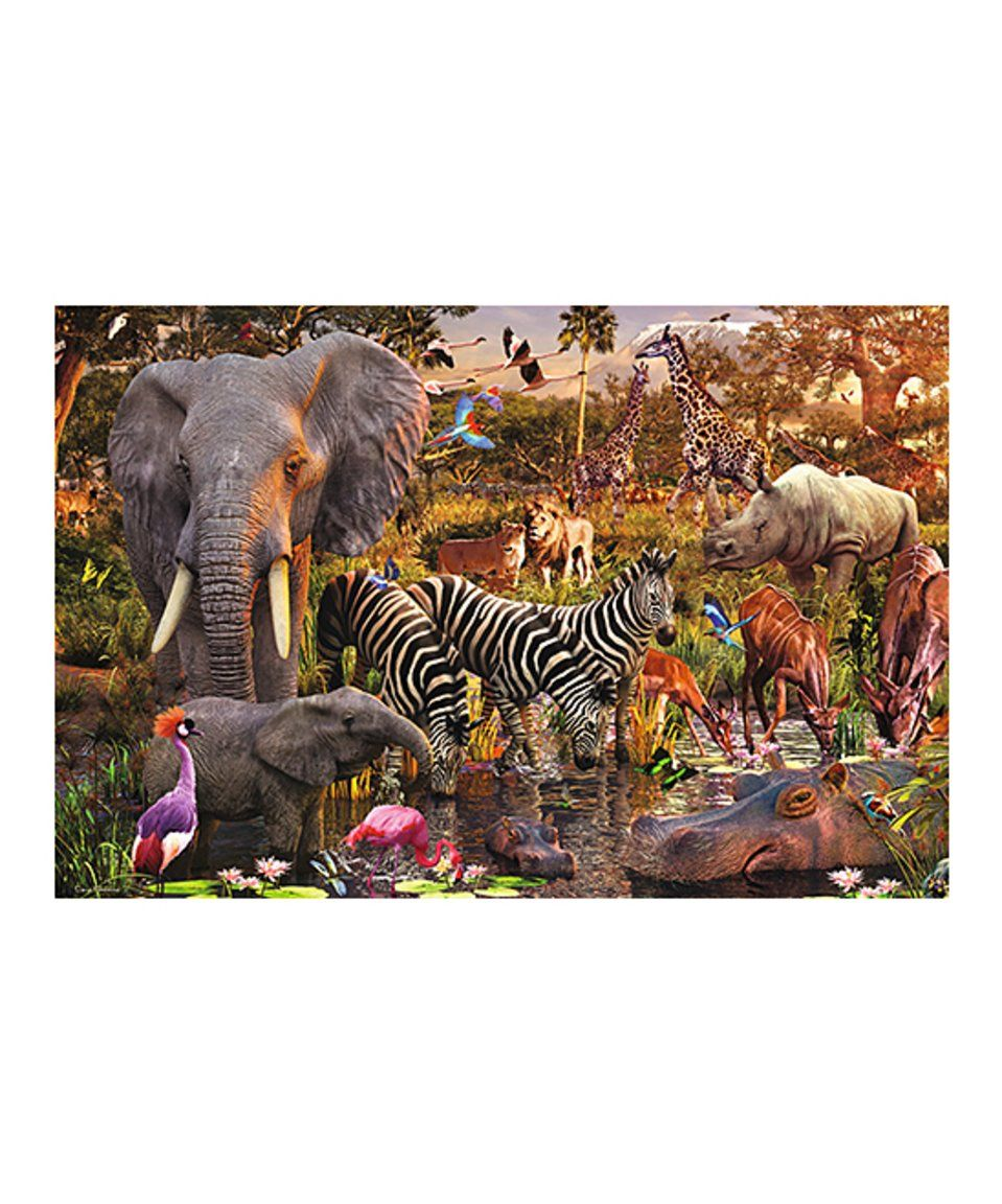 Look what I found on #zulily! Ravensburger   African ...
