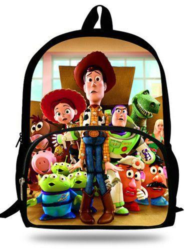 938b75f32d 16-inch Mochilas infantis Kids Boys Backpack Monsters University School Bags  For Girls Cartoon Mike Wazowski Backpack Child
