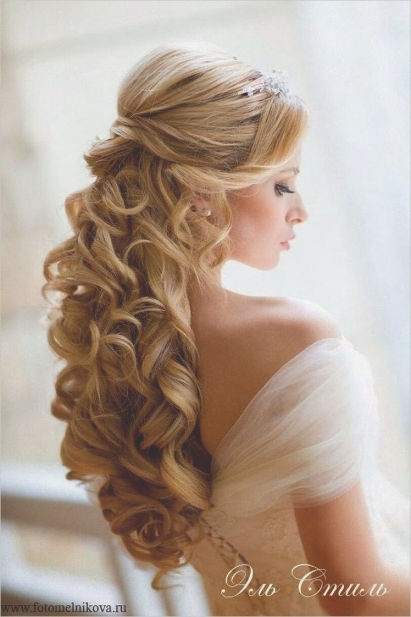Wedding hairstyles for long hair half up long short hairstyles