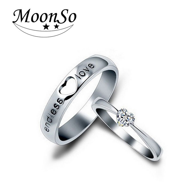 Buy For Less 925 Sterling Silver Love of Cross Heart Ring