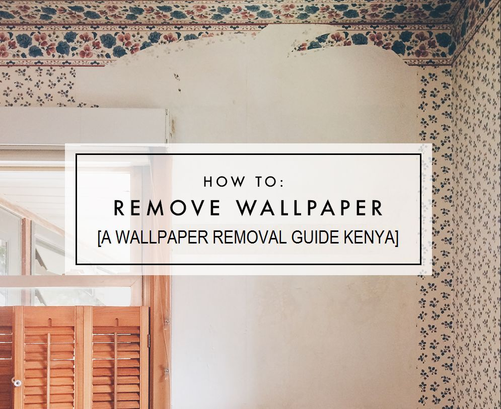 Ways On How To Remove Old Wallpaper From Wall Removing Old Wallpaper Removable Wallpaper Old Wallpaper