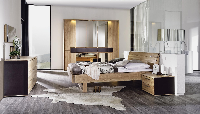 Voglauer Schlafzimmer ~ Rustikales bett schlafzimmer