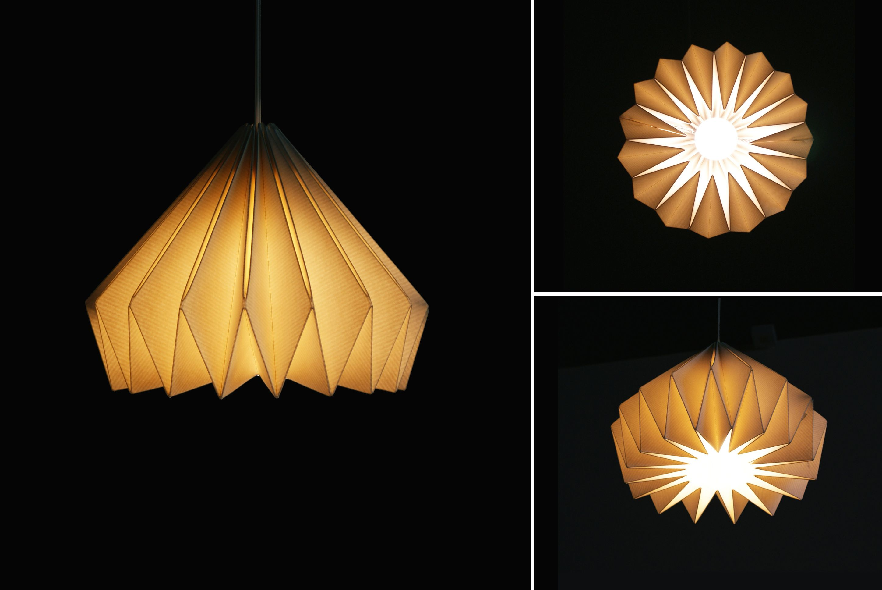 Brownfolds pearl gold paper origami lamp shade vanilla bliss dual brownfolds pearl gold paper origami lamp shade vanilla bliss dual pack by brownfolds price rs 999 aloadofball Image collections