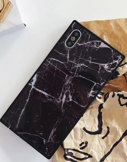 100% authentic 02c30 38807 Luxury Square Marble Case | BEST PHONE CASES EVER | Marble case ...