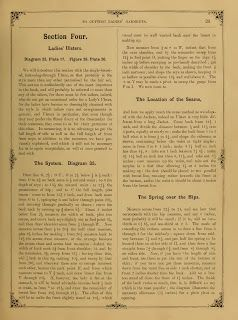 What We Did When The Power Went Out (Sewing In Walden): Close Fitting Ulster (1890)