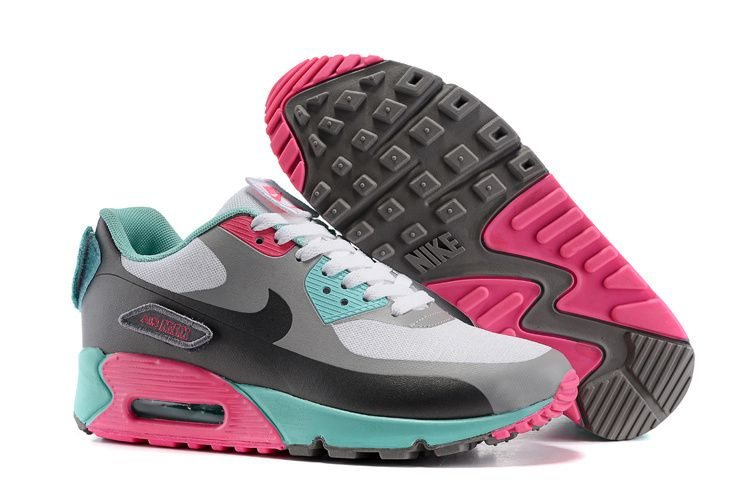 WMNS Dames Nederland Nike Air Max 90 Patch Infrared Wit ...