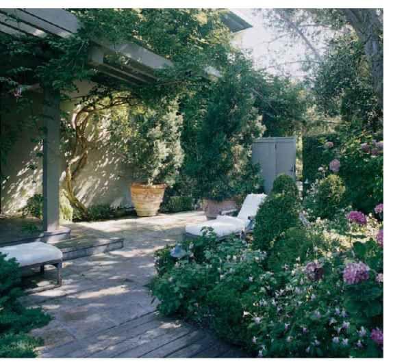Santa Barbara Based Eric Nagelmann Garden Design Garden Garden Design Tropical Garden