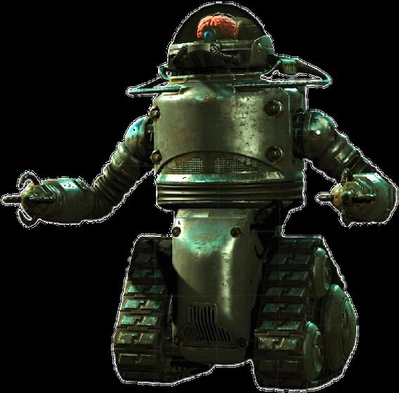 Fo4 Aut Robobrain Png 568 559 Fallout Theme Star Wars Droids Fallout Game