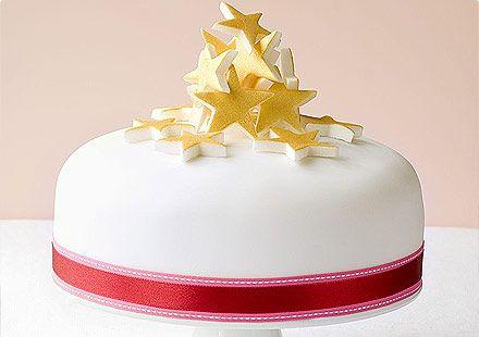 Lynda Jane Cakes: Christmas Cake Decoration