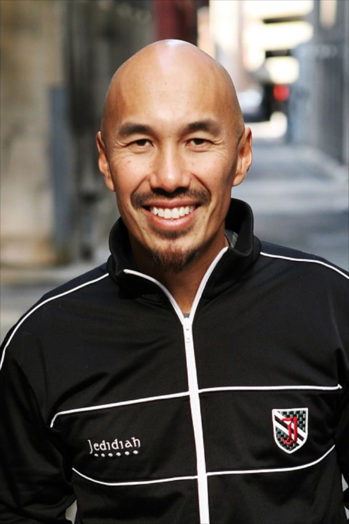 Francis Chan Gives away about 90 percent of his income, doesn't take a salary from his church, and has donated most of his book royalties to various charities.