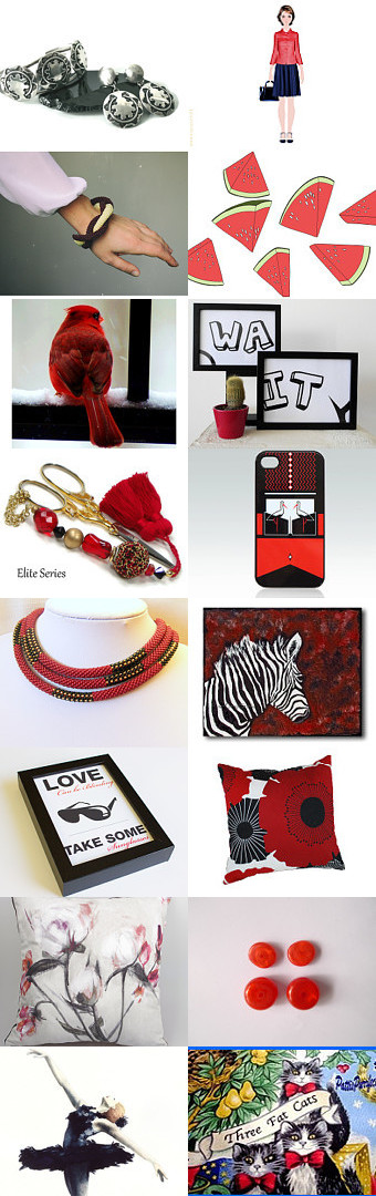 Love Can Be Blinding by Linda Karen on Etsy--Pinned with TreasuryPin.com