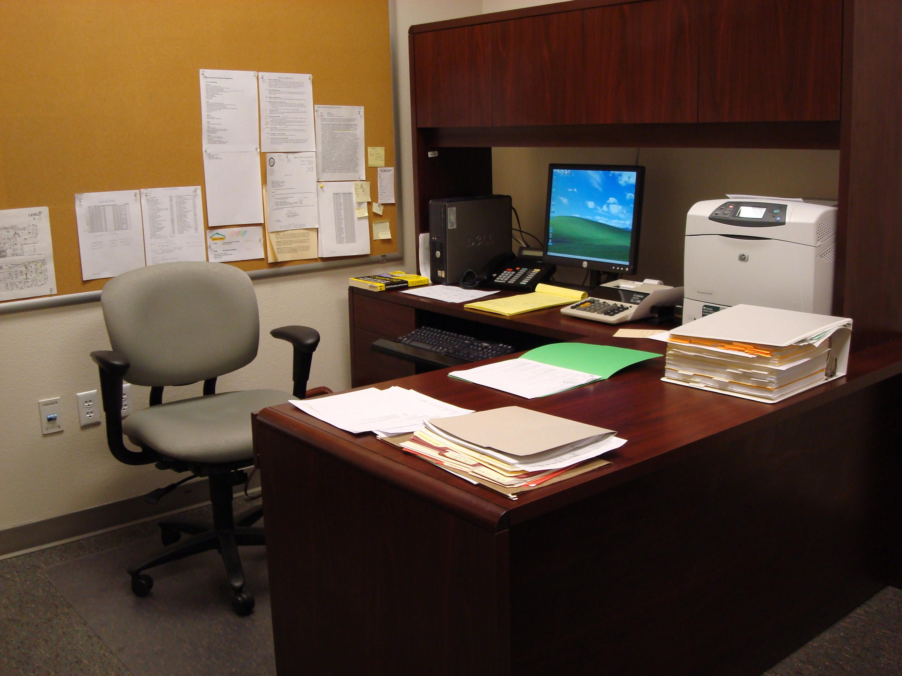Marvelous Office Room Org