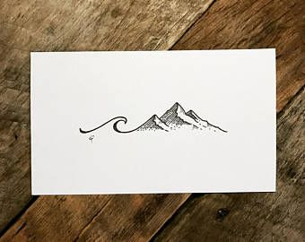 Mt. Surf | Etsy