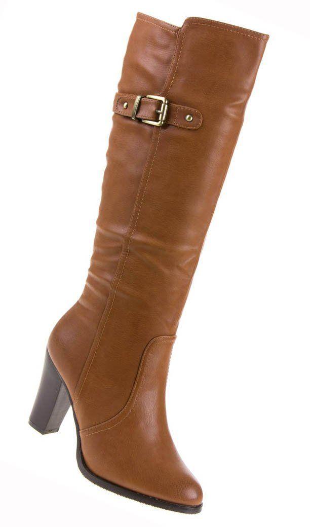 d7eddd6aa Schuhcity24 - Botas para mujer  Amazon.es  Zapatos y complementos ...