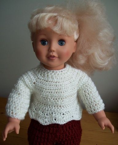 Another Cute Outfit From Crochetville Free Crochet Pattern