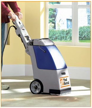 A Carpet Cleaner