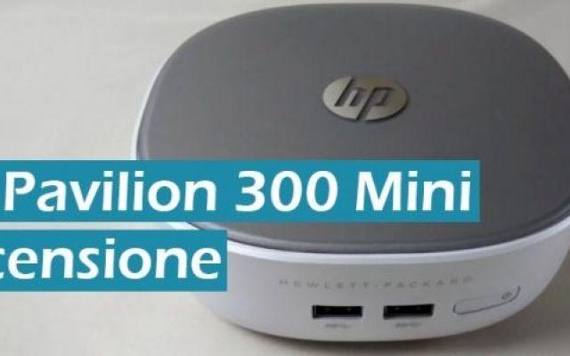 HP Pavilion 300 Mini [Recensione] Elegante, compatto e prestante Dopo l'uscita dei primi mini computer nati come media center, l'industria dei PC ha continuato a lavorare e sviluppare prodotti sempre più interessanti. Da semplici media center, nati per consintire #hppavilion300mini #hppavilionmini