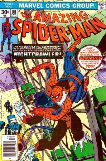 Amazing Spider-Man #161