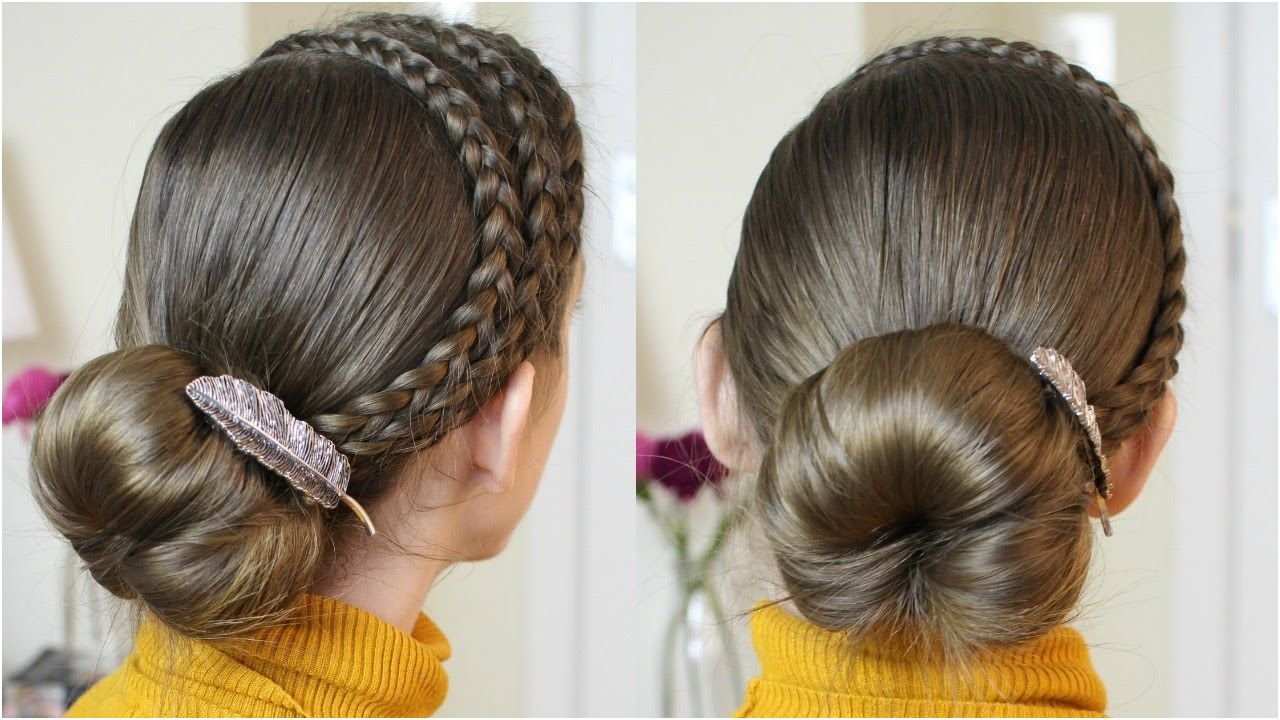 9 Typical Gymnastics Hairstyles Beatifull Dance Hairstyles Hair Styles Romantic Hairstyles