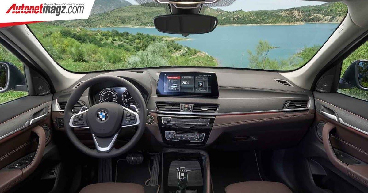 The Interior Of The 2020 Bmw X1 Is Also About To Come With Changes