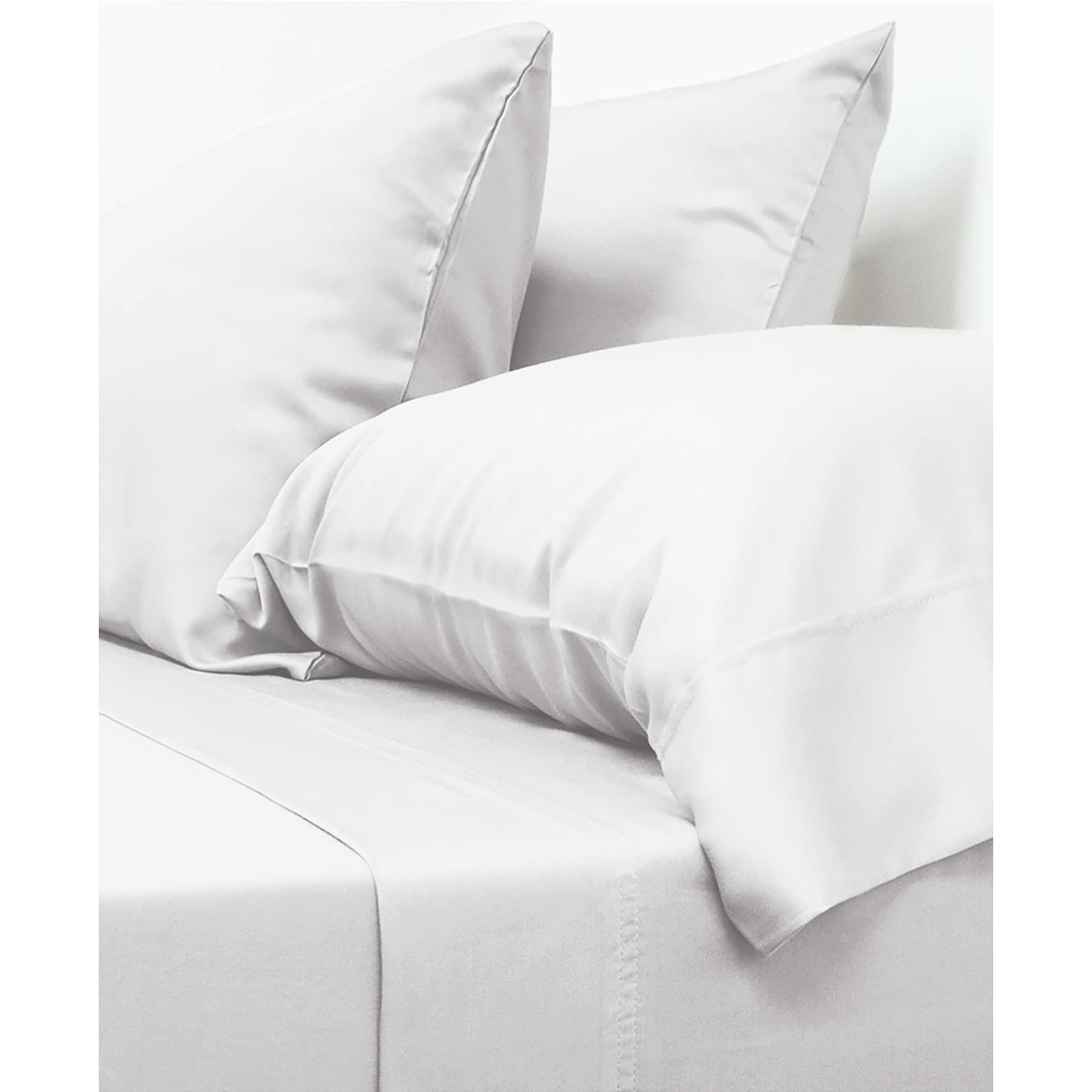 Cariloha Luxury Viscose From Bamboo 4 Piece Classic Bed Sheet Set