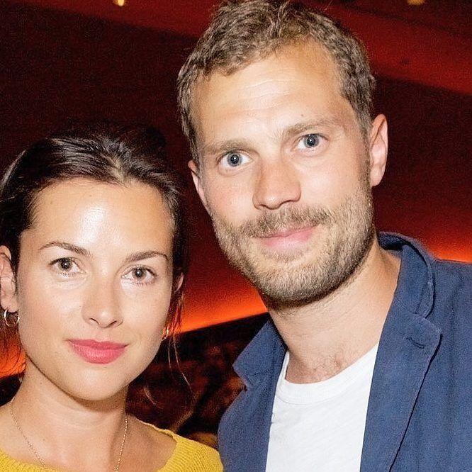 """302 Likes, 8 Comments - jamiedornanlove (@jamiedornan.love) on Instagram: """"Beautiful Couple  #jamiedornan #milliewarner"""""""