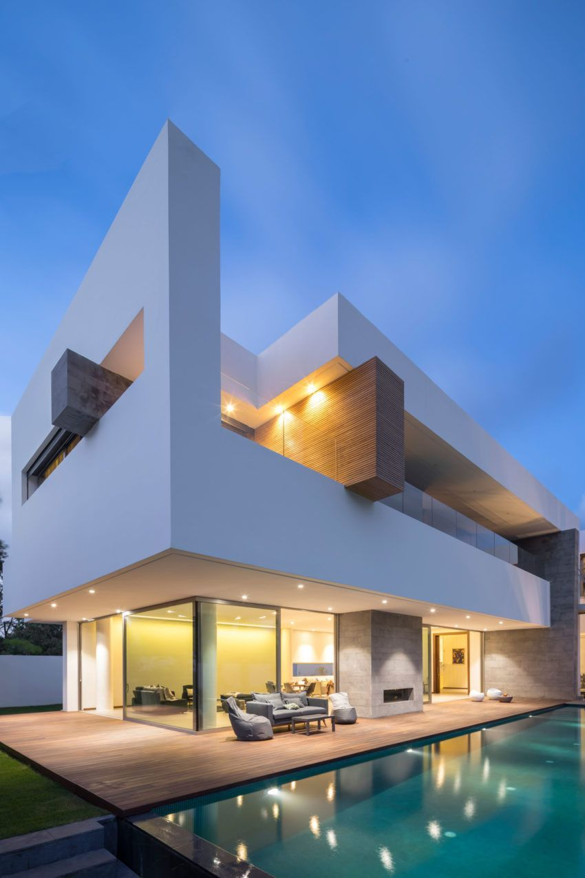 MY Group Architecture Designs an Elegant Home in Morocco ...