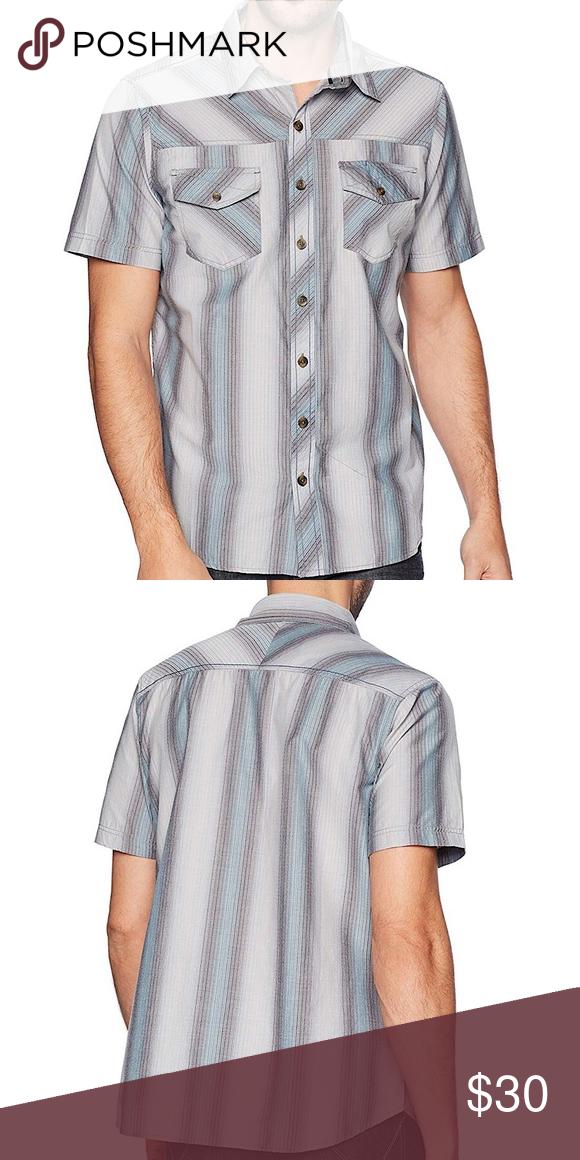 Ecoths Tanner Short Sleeve Shirt