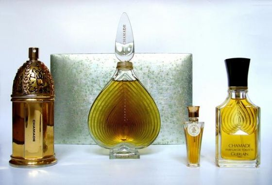 Gorgeous Chamade by Guerlain one of the French masters of