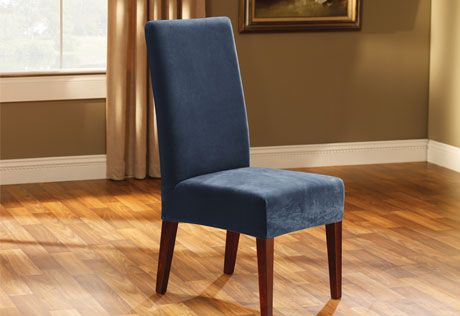 Chair Covers Wish Adrian Pearsall Dining Chairs Photo Of Stretch Pique Short Cover List For The