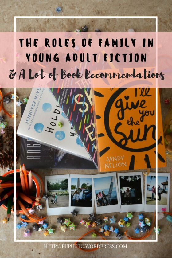 The Roles of Family in Young Adult Fiction \/\/ A LOT of Book - letters of recommendations