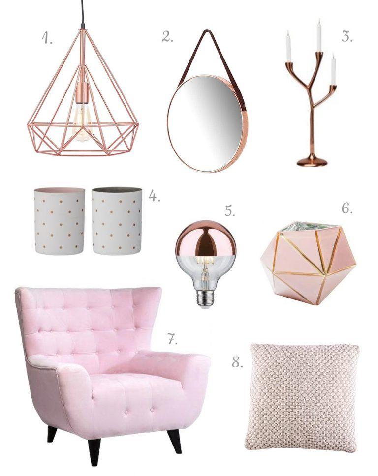 Szara Sypialnia Różowe Dodatki Namai Furniture Design
