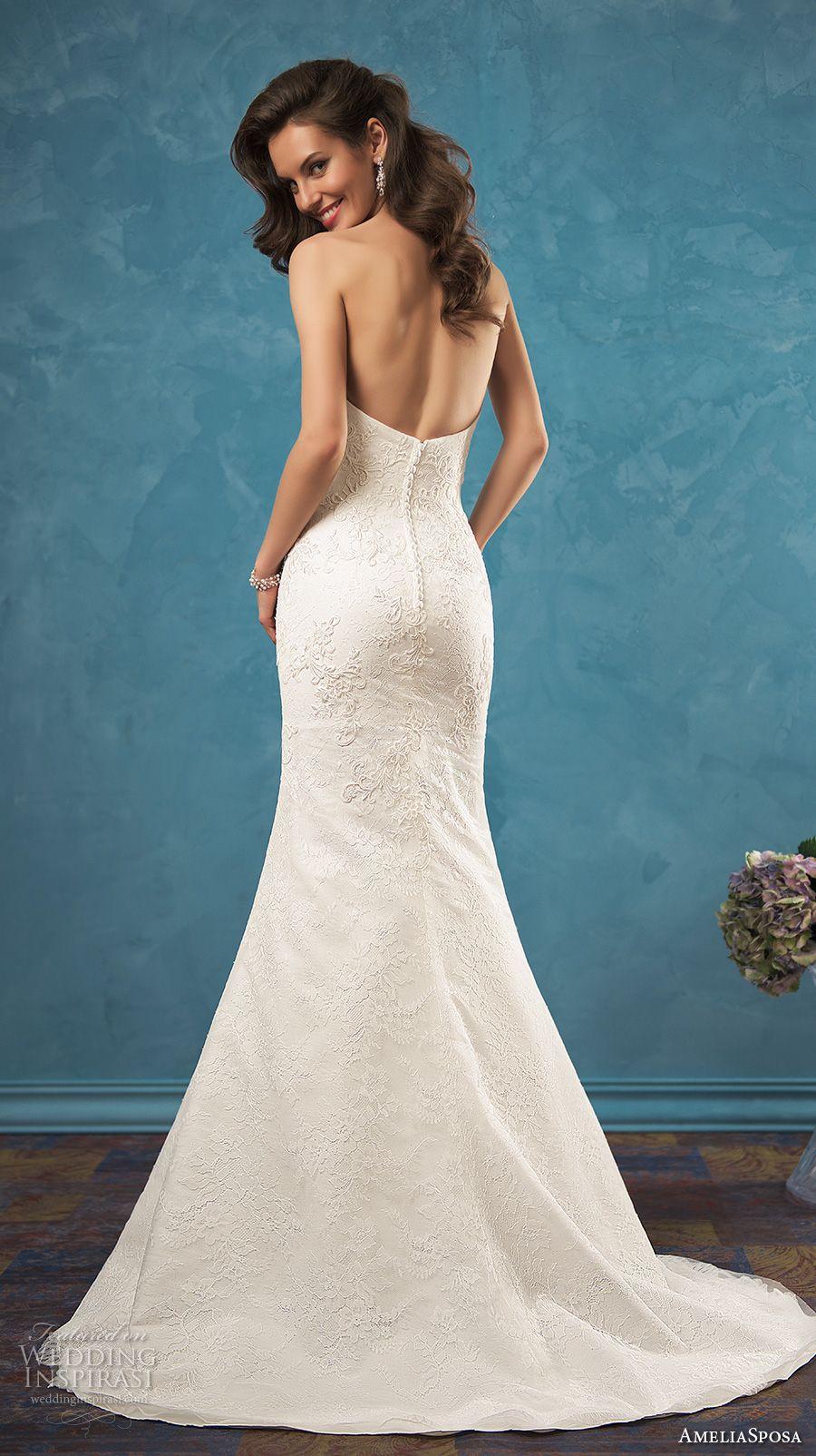 Amelia Sposa 2017 Wedding Dresses | Amelia sposa, Amelia and Wedding ...