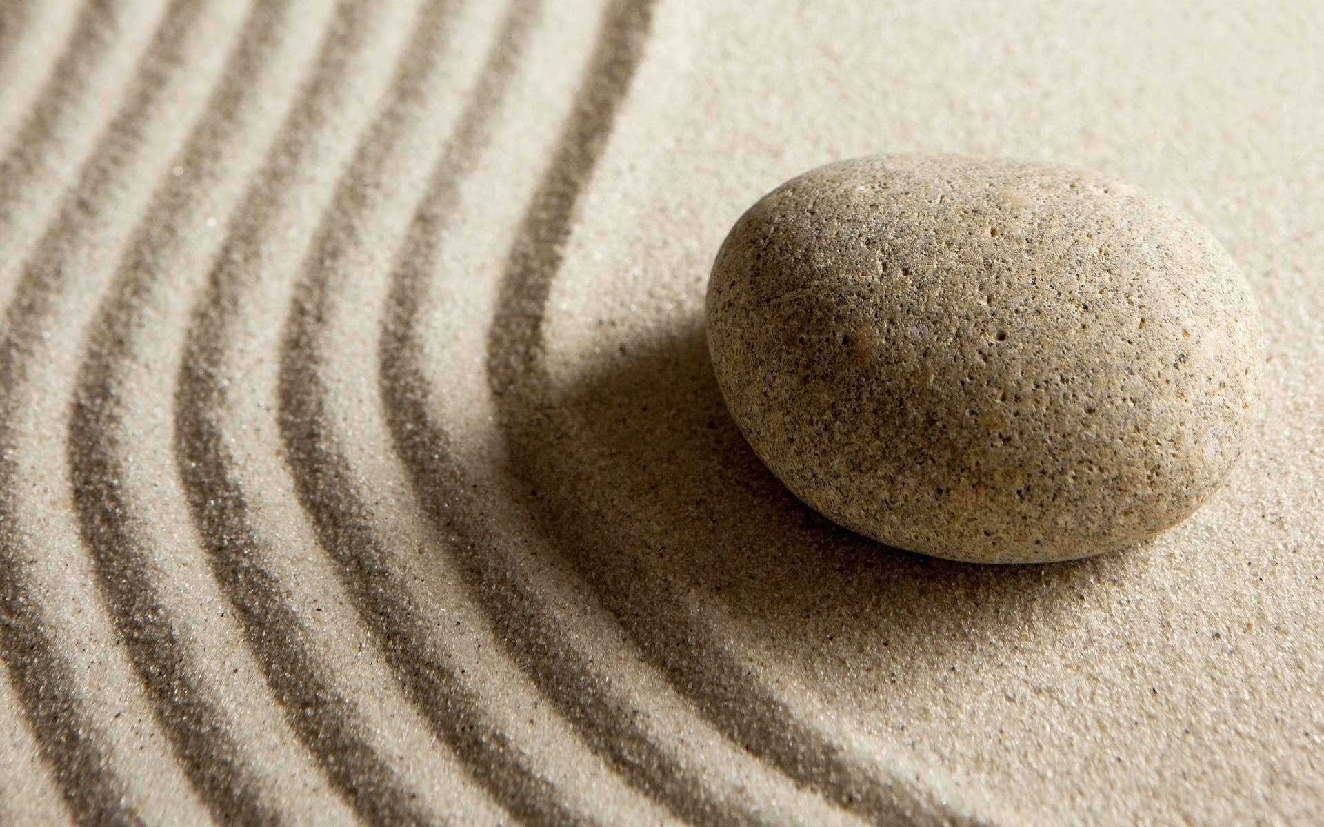 Zen Sand and Stone Wallpaper | Zen | Pinterest | Stone wallpaper