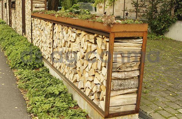 Holzlager Standardmodelle Holzlager Aufbewahrung Garten Lagerschuppen