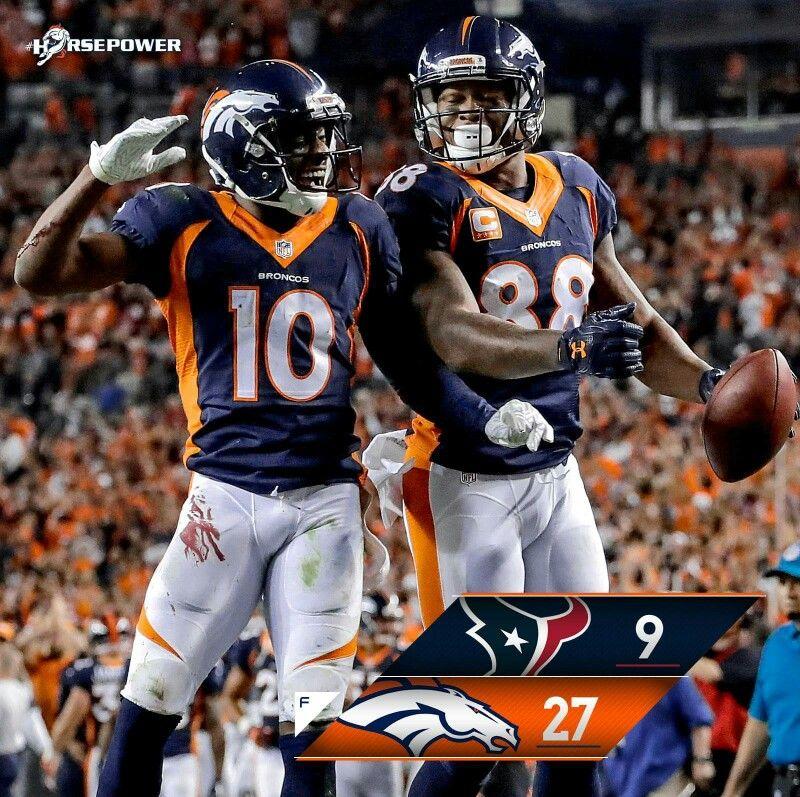 10/24/16 52 Broncos football, Broncos players, Denver