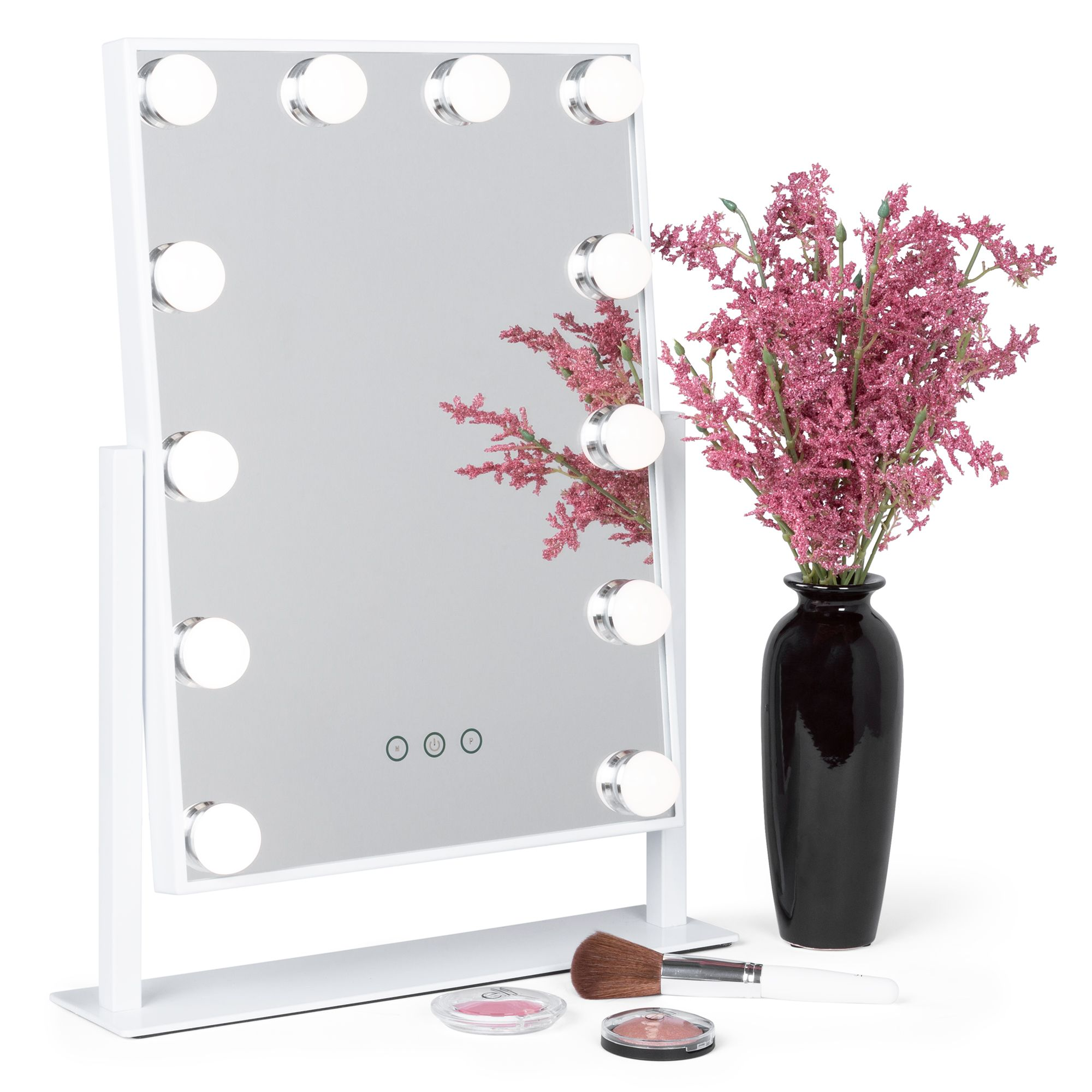 Best Choice Products Hollywood Makeup Vanity Mirror w