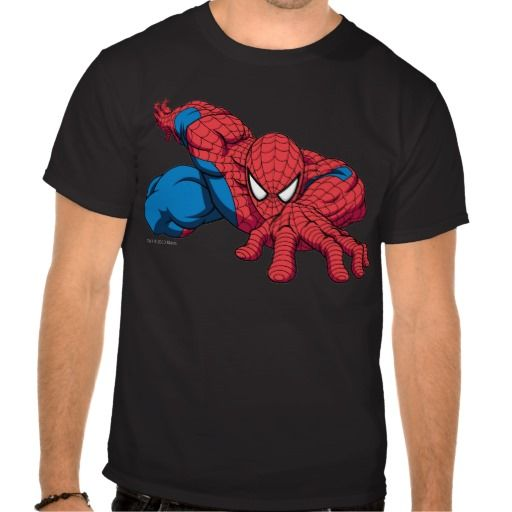 Looking Forward - Spiderman T-shirts
