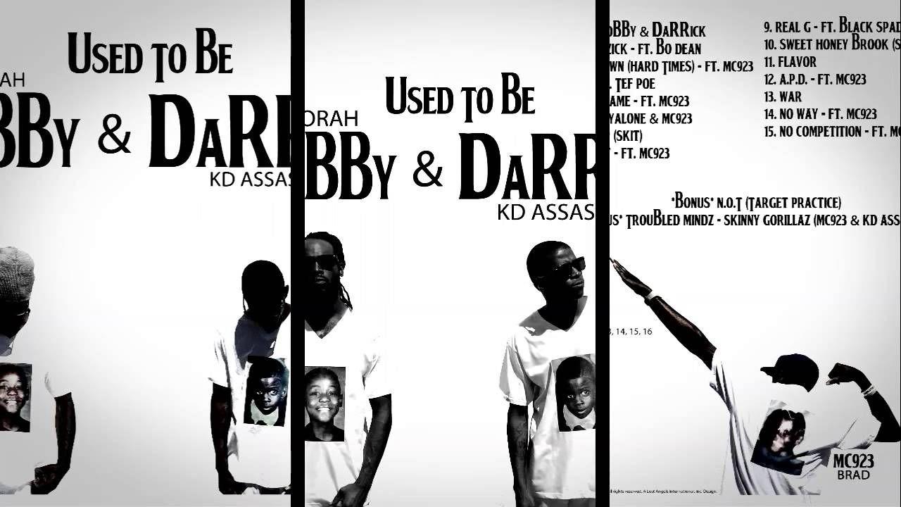 Used To Be Bobby & Darrick(Jah Orah & KD Assassin) Drops Aug 12, 2014!