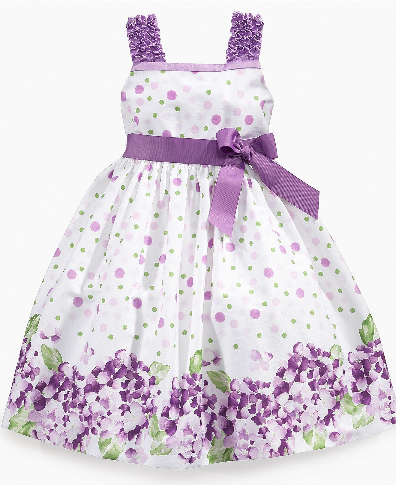 Выкройки платьев для девочек с оборками фото 334