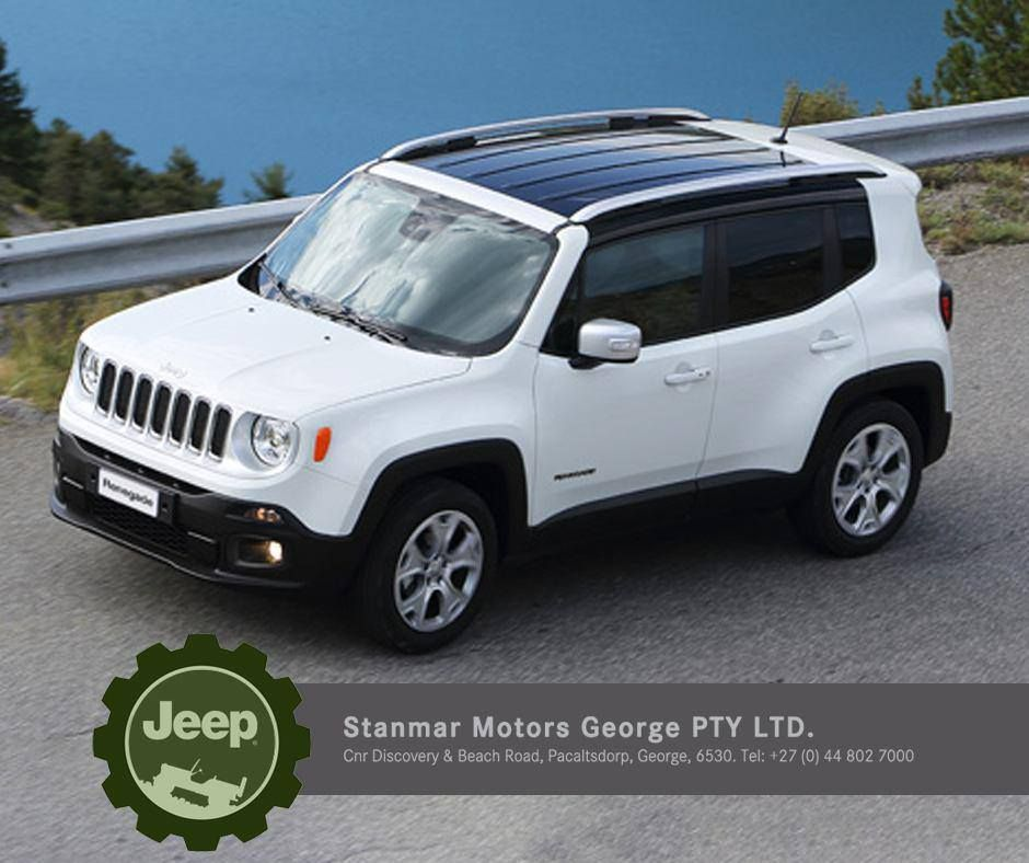 The Jeep Renegade Helps You Get The Best Out Of Any Driving