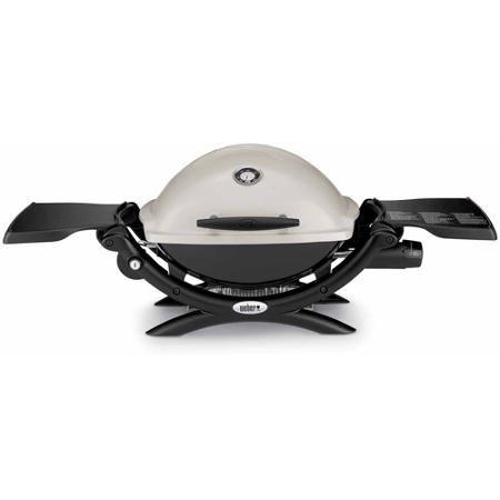 Weber Q 1200 Portable Gas Grill Walmart Com Propane Gas Grill Propane Grill Portable Grill