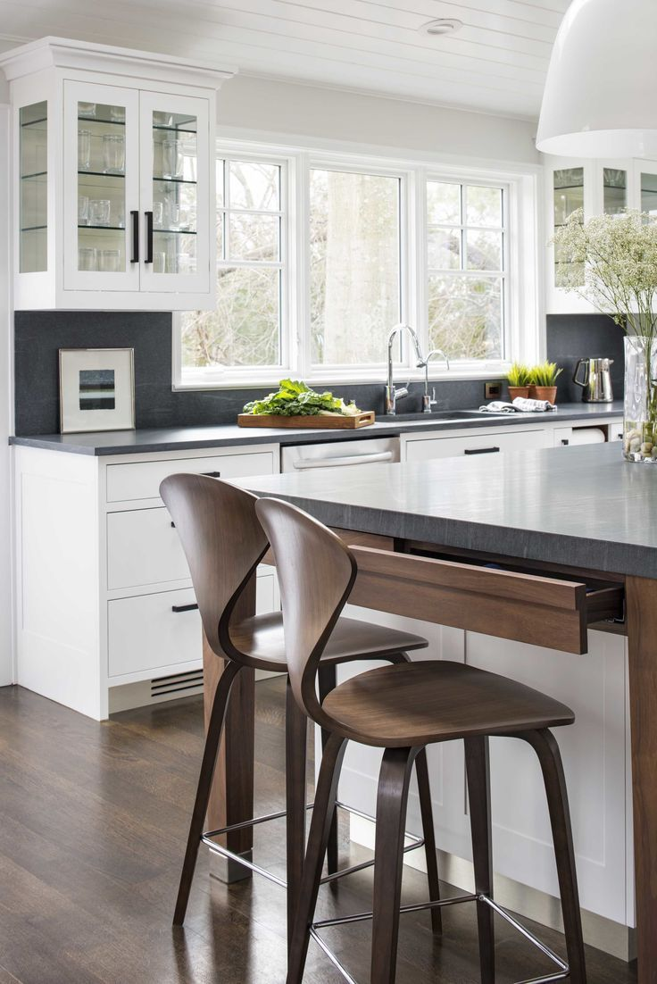 Transitional Bar Stools and Counter Height Kitchen Stools ...