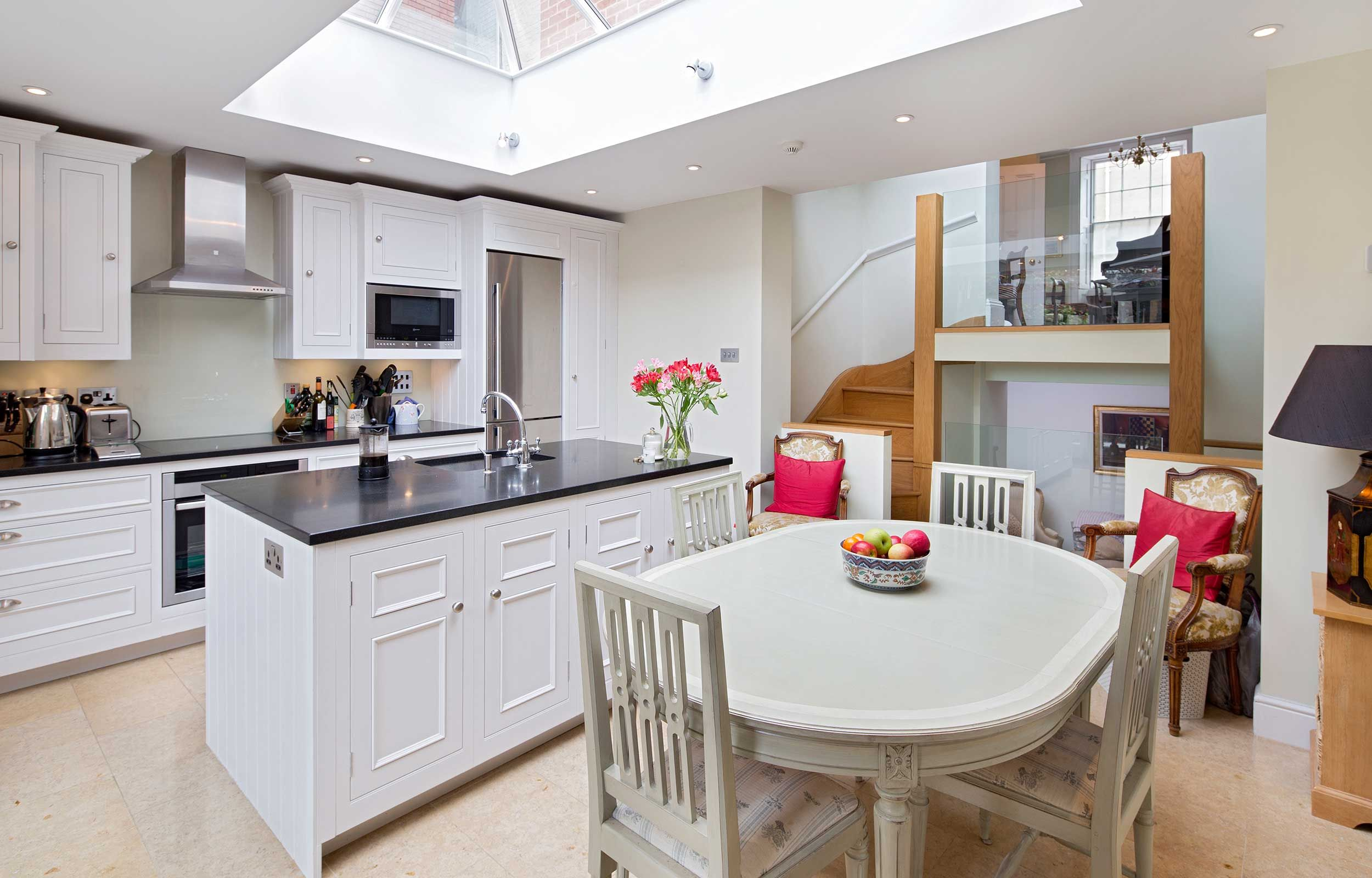 kitchen and home interiors. Classic Kitchen  Anderson Orr Architects With Classic