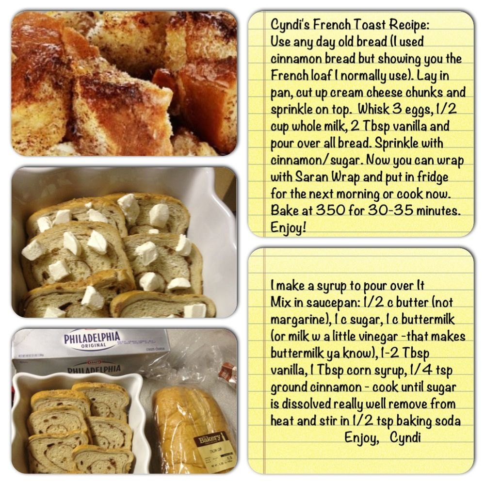 My easy Oven French Toast recipe with vanilla sauce.  Everyone keeps asking for this. It's so easy. There are 100 of these recipes of different variations.  I make this every Christmas Eve for Christmas morning. It's a Tradition for me (and makes the house smell so good ha). Enjoy!!